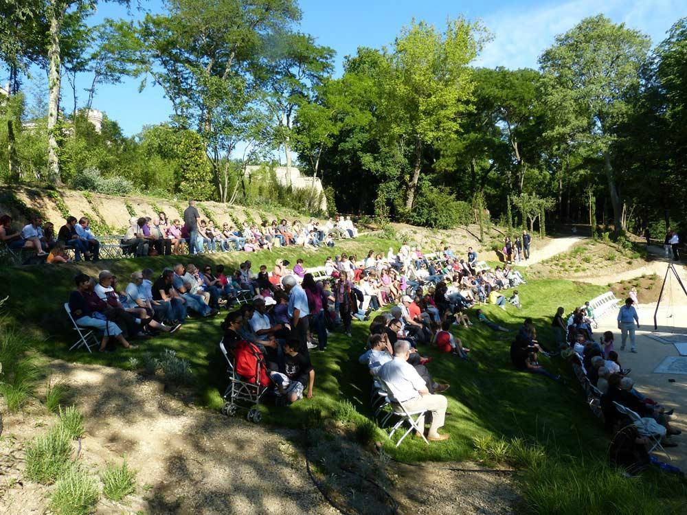 Le jardin des oules saint victor des oules france top for Jardin 66