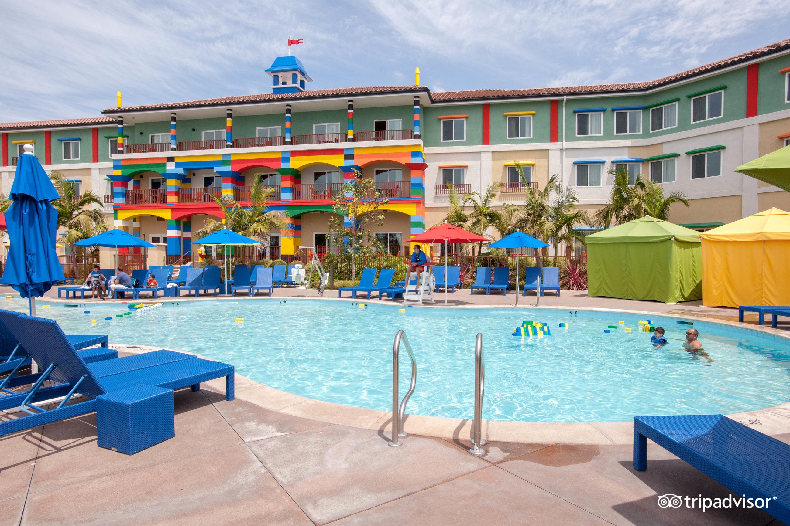 legoland california hotel (carlsbad, ca) 2017 review - family