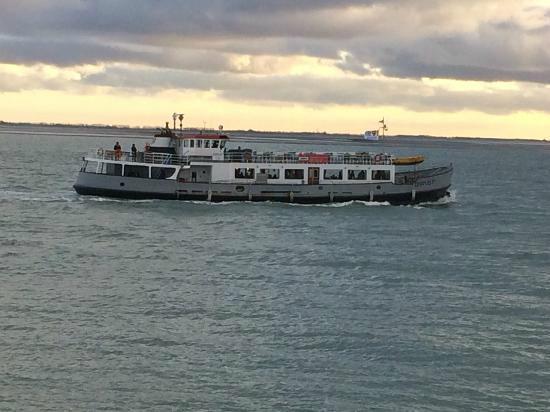 Passagiersschip Onrust