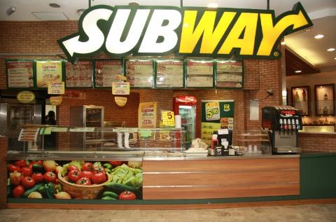 Subway Norte Shopiing