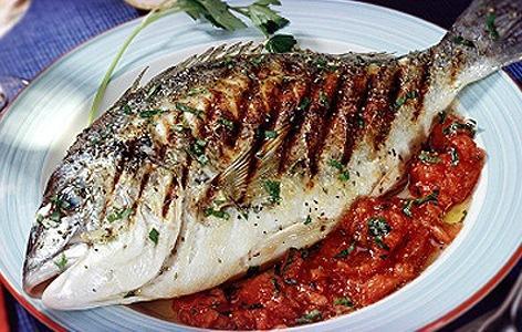 Mavi Nokta Balik Fish Restaurant