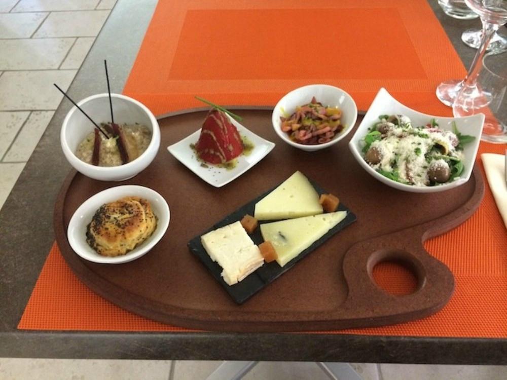 Restaurant terres latines dans clermont ferrand avec for Cuisine plus clermont ferrand