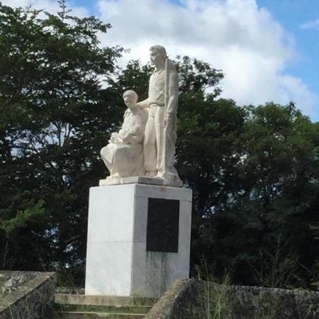 Monumento al Jibaro Puertorriqueno