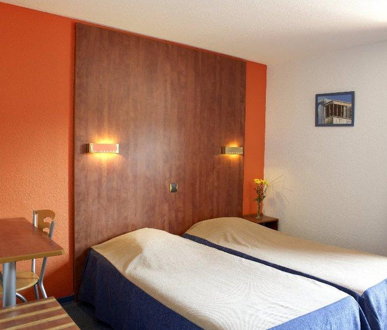 Arcantis Hotel Hexagone Arc-en-Ciel