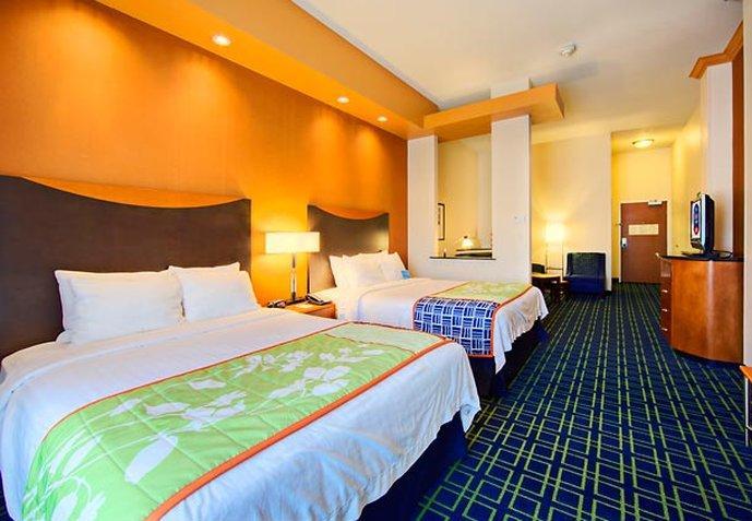 Fairfield Inn & Suites Twentynine Palms - Joshua Tree National Park