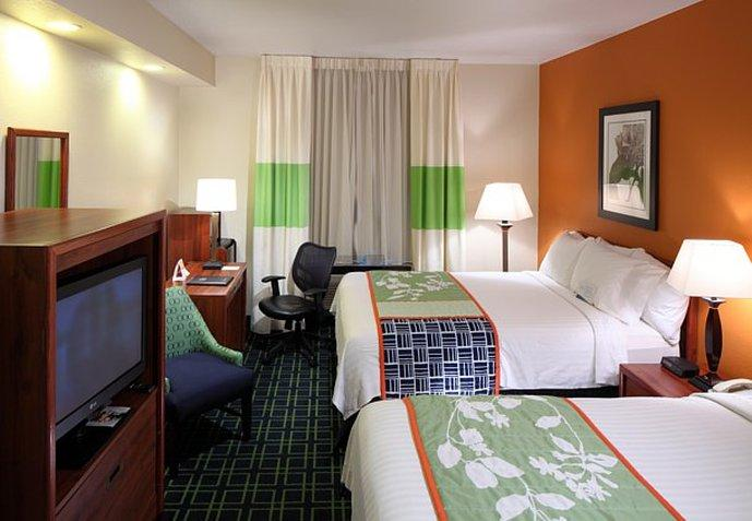 Fairfield Inn & Suites San Francisco-San Carlos