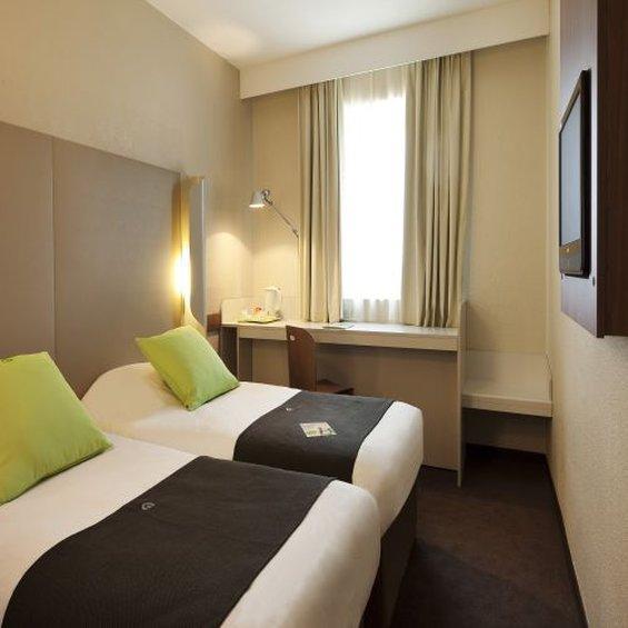 北佩皮尼昂鐘樓酒店