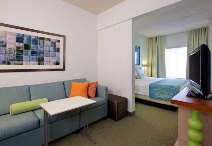 SpringHill Suites Chicago Schaumburg