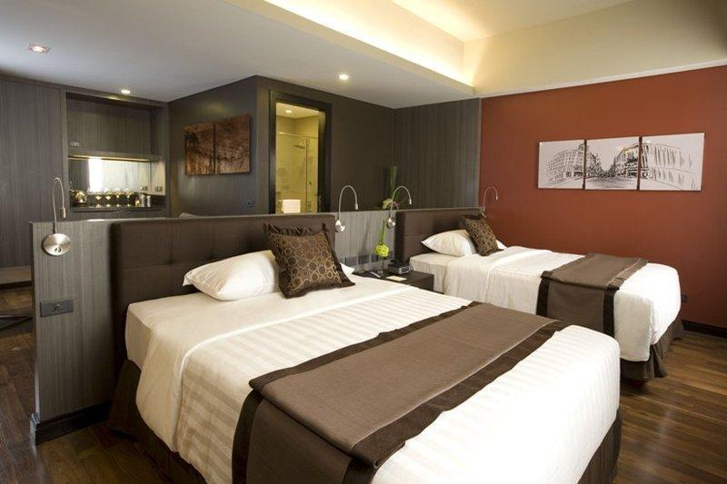 베스트 웨스턴 프리미어 F1 호텔