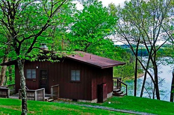 泰格特湖州立公園