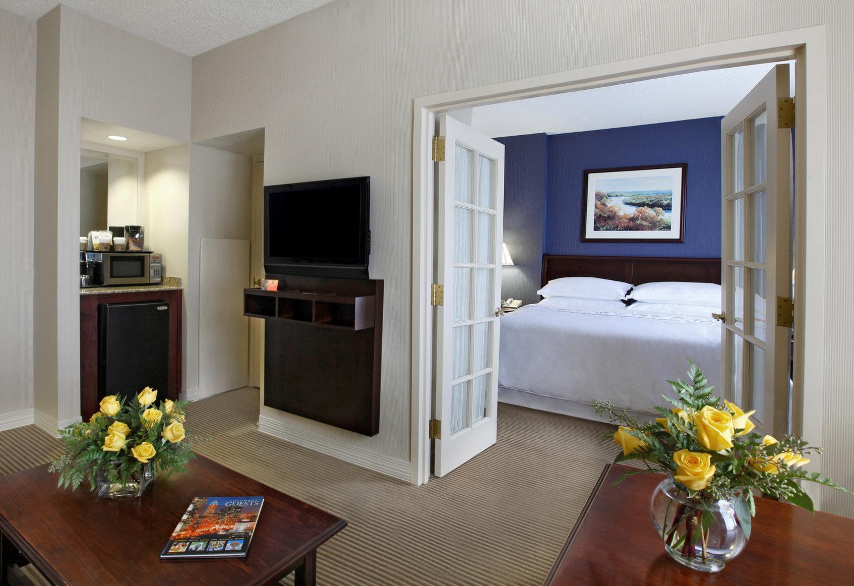 Sheraton Suites Columbus