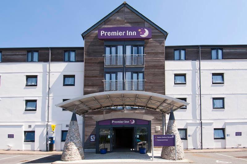 Premier Inn Plymouth City Centre (Sutton Harbour) Hotel