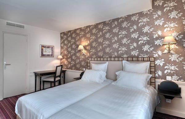 Hotel Gramont Opera Paris