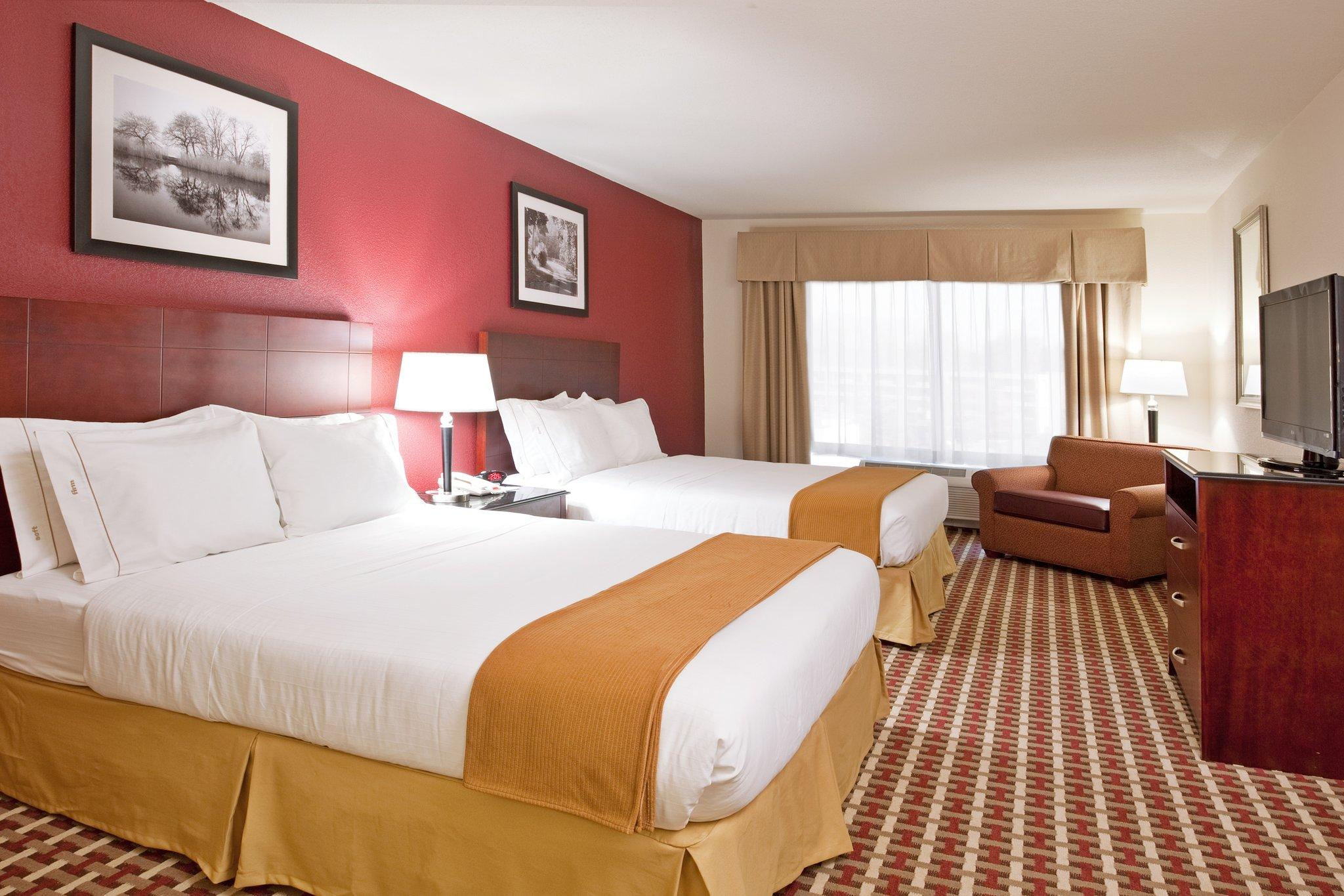Holiday Inn Express Hotel & Suites Columbus University Area - OSU