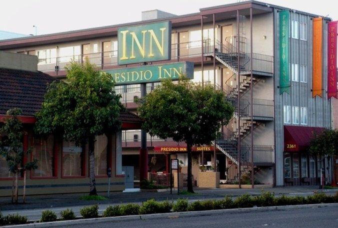 普西迪套房旅館