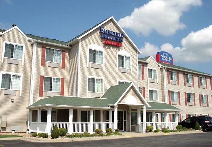 Fairfield Inn & Suites Kansas City North