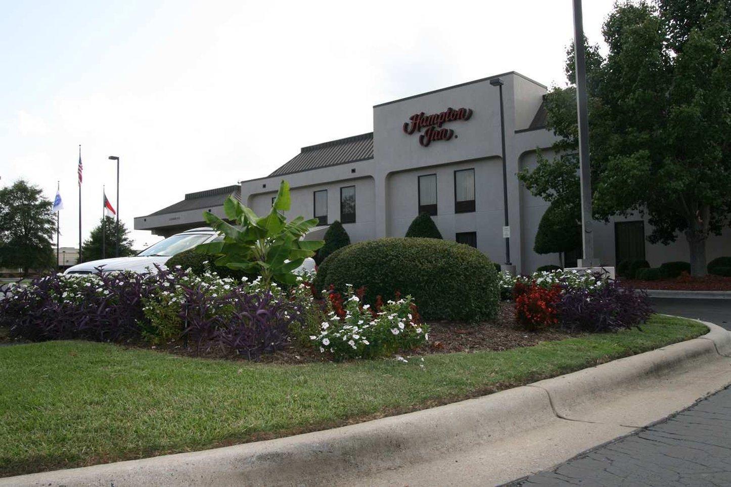 Hampton Inn Lumberton-I-95