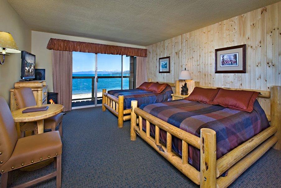 ‪Tahoe Lakeshore Lodge and Spa‬