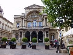 Avignone, les domaines