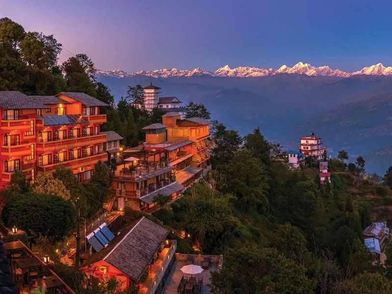 Nagarkot Nepal  city pictures gallery : Hotel Country Villa Nagarkot, Nepal 2016 Hotel Reviews ...