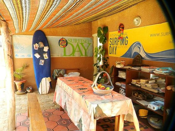 Malika Surf Camp