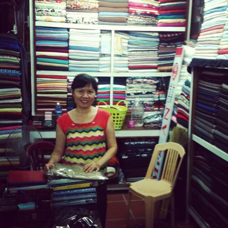 Mrs. An Cloth Shop