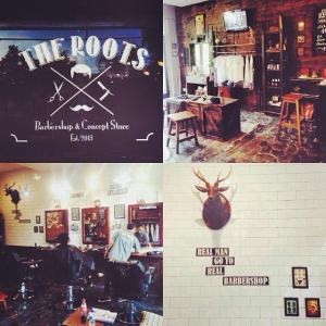 ‪The Roots Barbershop & Concept Store‬