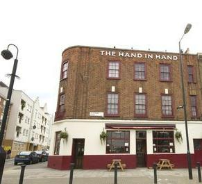 The Hand in Hand, Brixton