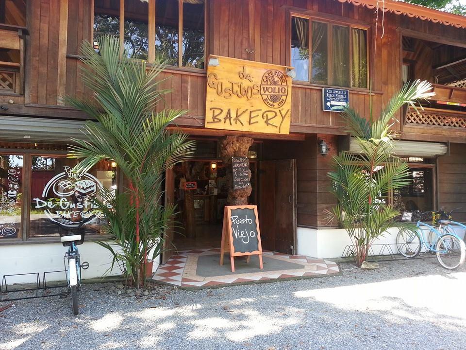 Image result for de gustibus bakery puerto viejo