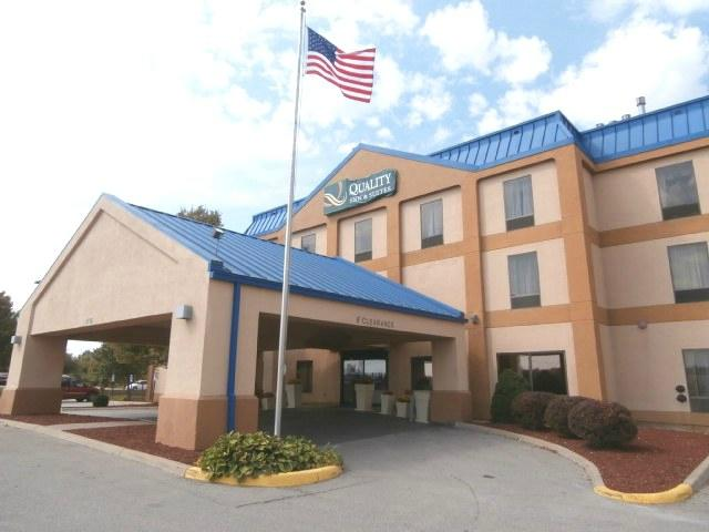 ‪Quality Inn & Suites Jefferson City‬