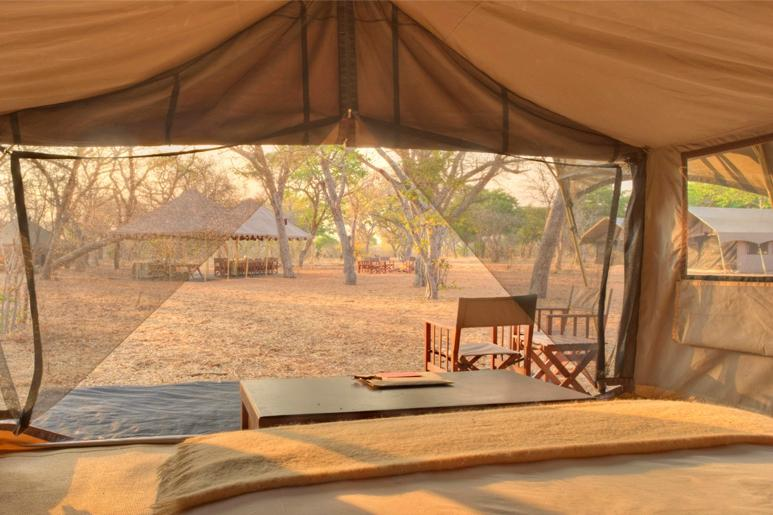 ‪andBeyond Chobe Under Canvas‬