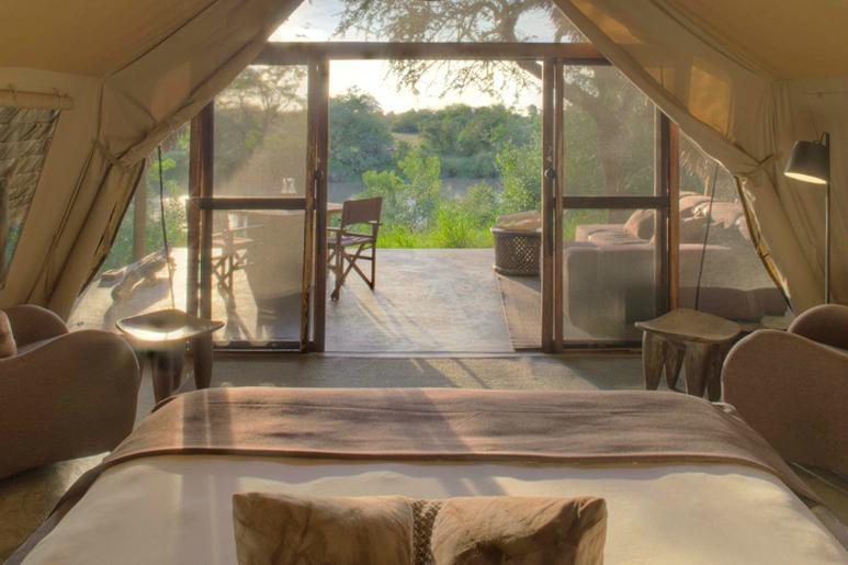 andBeyond Grumeti Serengeti Tented Camp