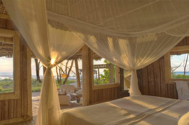 andBeyond Mnemba Island Lodge
