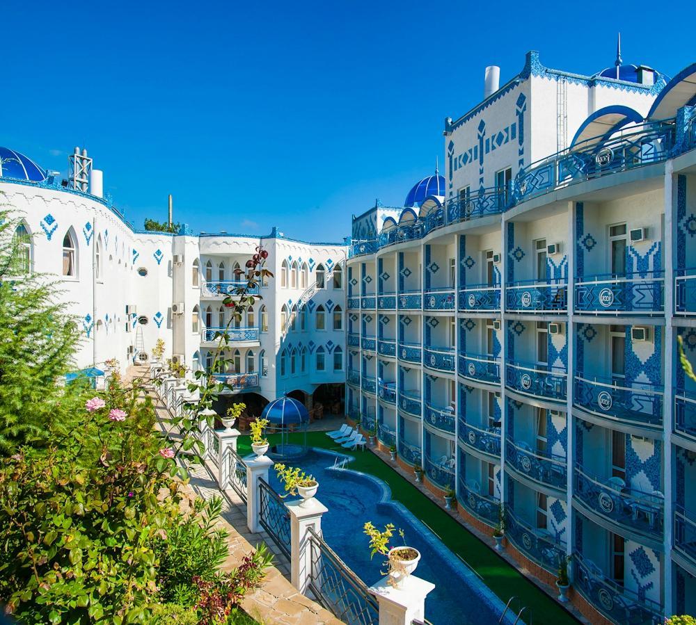 1001 ナイツ ホテル