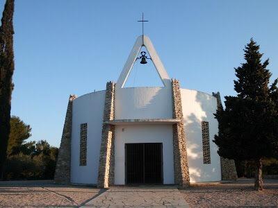 Ermita de Sant Cristofol del Perello (Mirador del Delta)