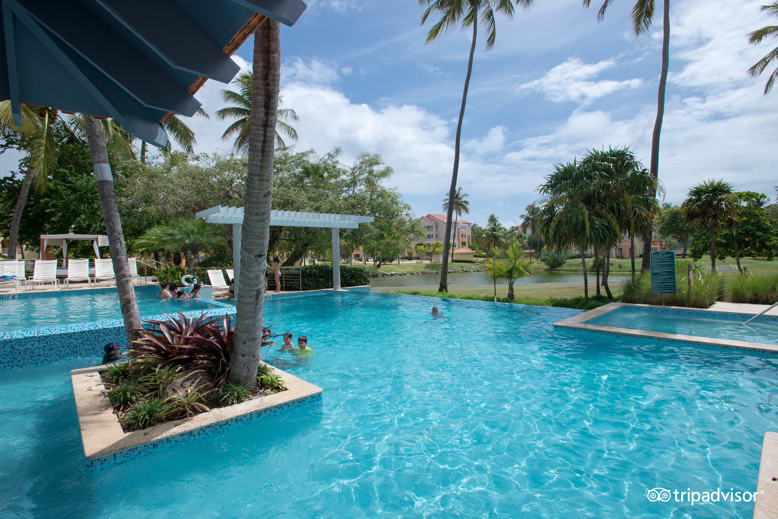 Wyndham Garden at Palmas del Mar (Humacao) 2017 Hotel Review ...