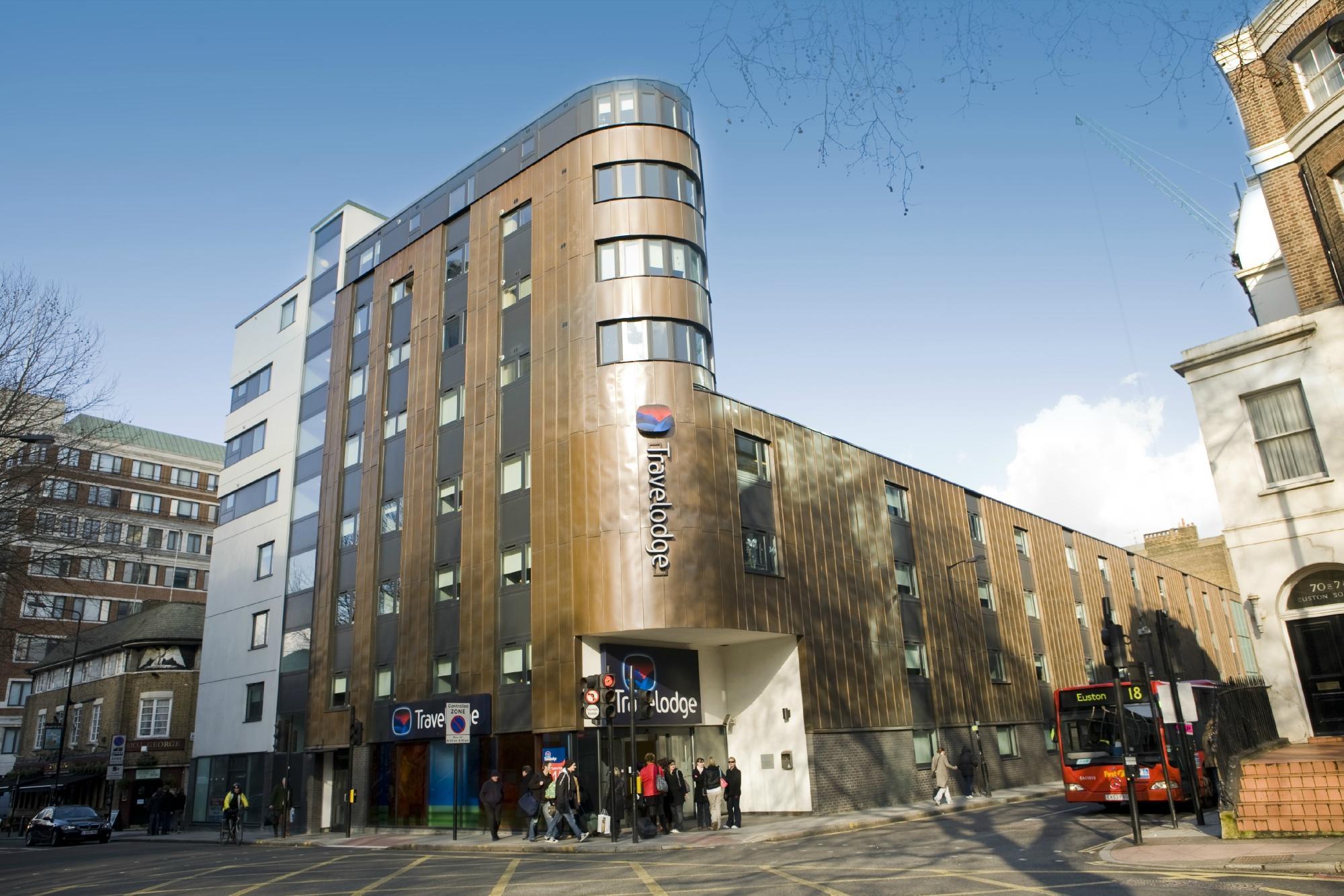 Travelodge London Central Euston