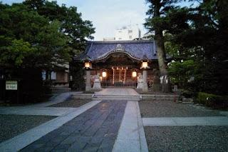 ‪Yatsurugi Hachiman Shrine‬