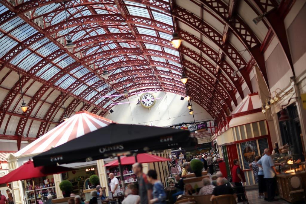 Grainger Market Newcastle upon Tyne England Top Tips Before