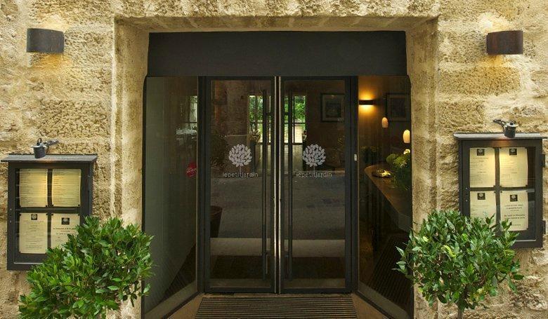 Restaurant le petit jardin dans montpellier avec cuisine fran aise - Petit jardin restaurant montpellier vitry sur seine ...