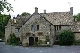 The Bear Inn pub