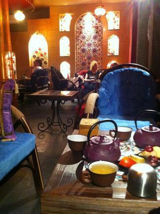 Чайная на ул. 8 марта
