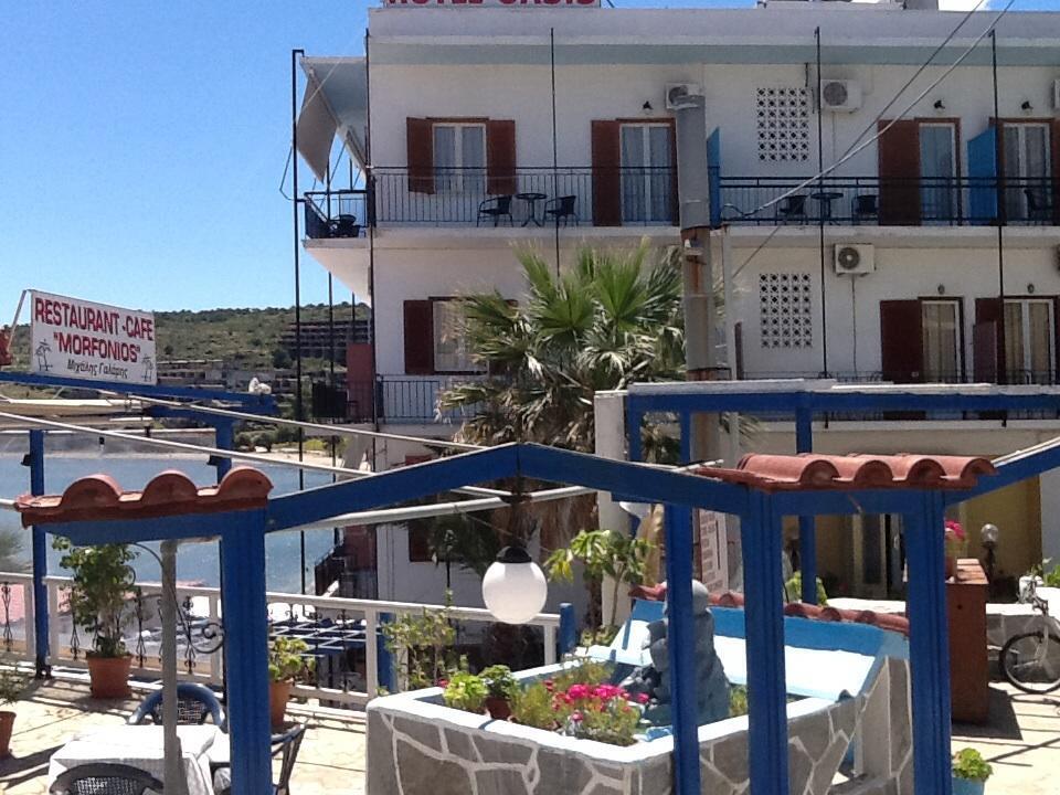 Oasis Hotel by Svetlana and Michalis