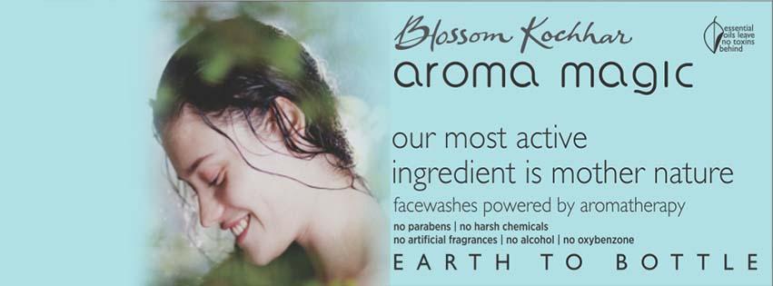 Blossom Kochhar Aroma Magic