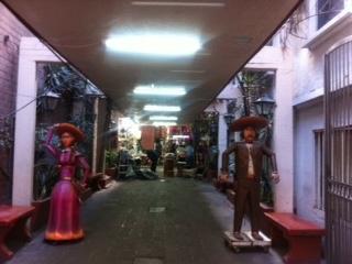 Mercado Insurgentes de Artesanías y Platería