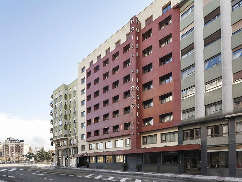 Hotel Riosol León