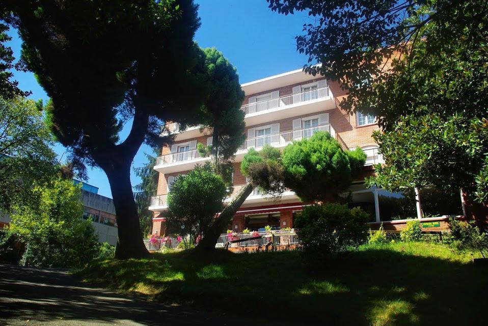 Hotel Alcazar Irun Centro Ciudad