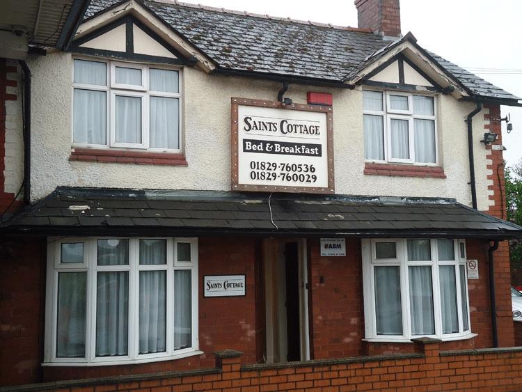 Saints Cottage Bed & Breakfast
