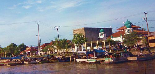 Karangantu Harbour