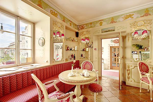 Barocco Veneziano Cafe, Praga - Malá Strana (Piccolo Quartiere ...